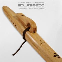 Flauta Solfeggio 417hz