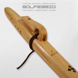 Flauta Solfeggio 852hz