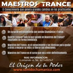 Curso Maestros del Trance (Reserva)