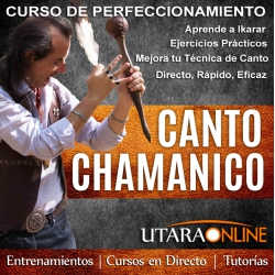 Canto Chamánico - 4 Sesiones