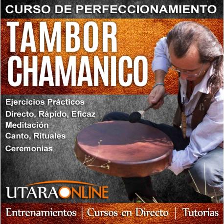 Tambor Chamánico · 4 sesiones (8h.)
