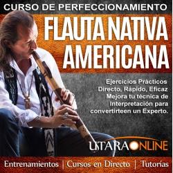 Flauta Nativa ·  4 Sesiones