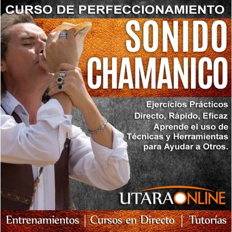 Sonido Chamánico - 4 Sesiones- 8h.